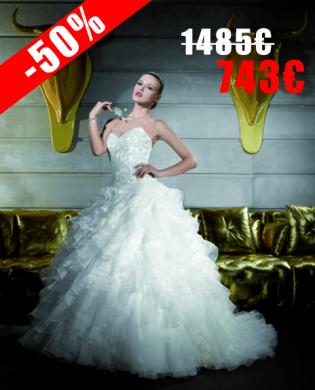 Robe Mariée Nice KS2672