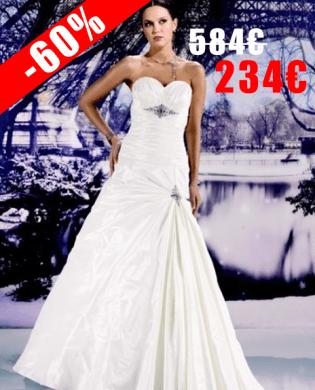 ROBE MARIÉE NICE MP3348