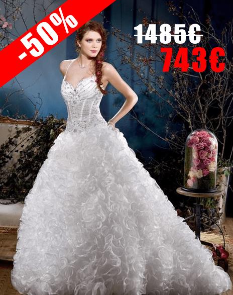 ROBE MARIÉE NICE KS3638