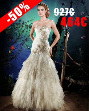 ROBE MARIÉE NICE KS3650