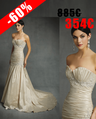 Robe Mariée Nice cm14712