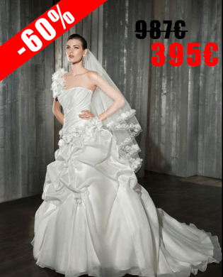Robe Mariée Nice cm15008