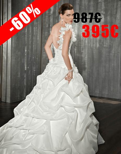ROBE MARIÉE NICE CM15008 B