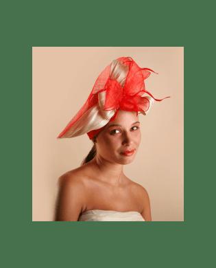 Chapeau accessoire dejean Rouge