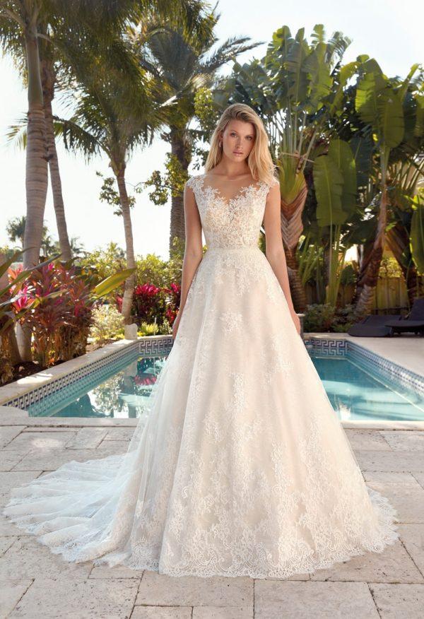 Demetrios 1019 robe mariée