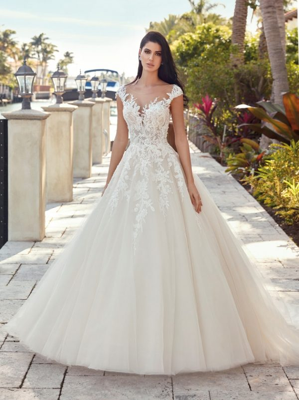 Demetrios - 1034 - Robe mariée - Collection - 2020
