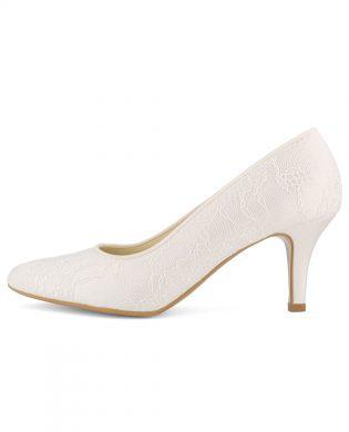 Avalia – Demi chaussures pour mariée