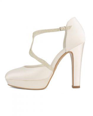 Avalia – Kim chaussures pour mariée