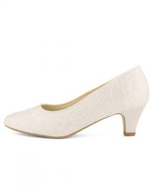 Avalia – Lara chaussures pour mariée